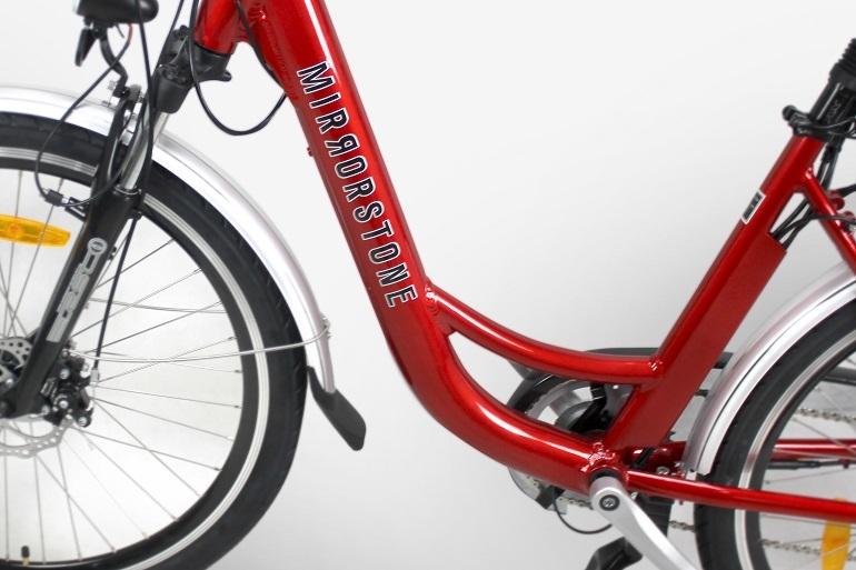 Mirrorstone Electric Bike Frame