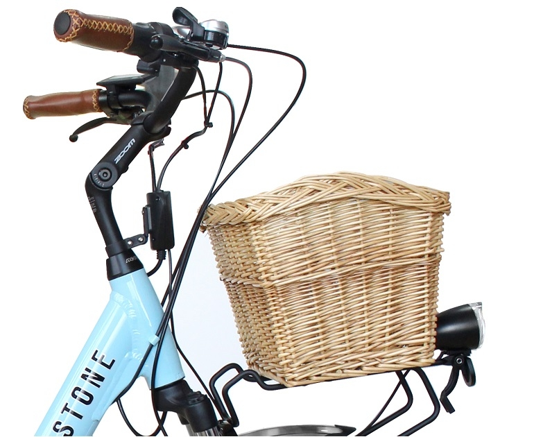 Mirrorstone Electric Bike Basket