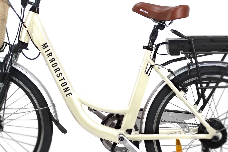 Mirrorstone Electric Bike Frame