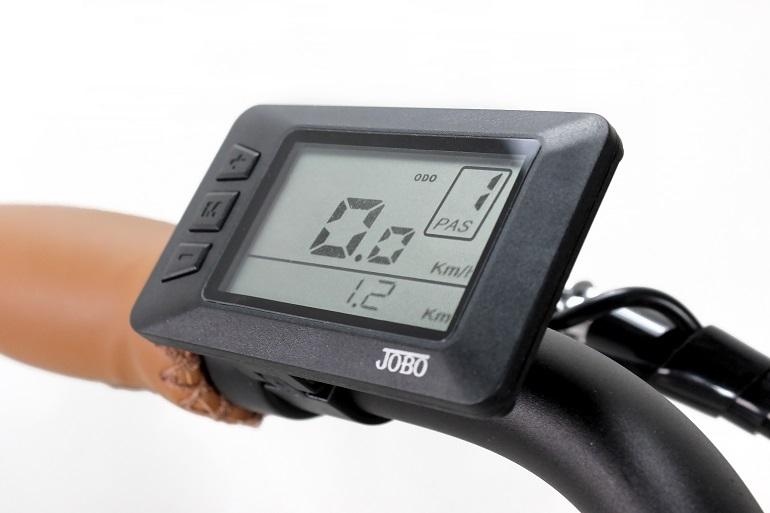 Mirrorstone Electric Bike LCD Display