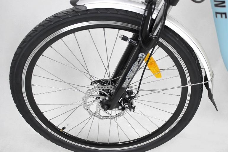 Mirrorstone Electric Bike Tyre
